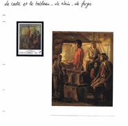 La Carte Et Le Tableau - Le Nain - La Forge - Art