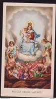 SANTINO REGINA DECOR CARMELI EDIZ. G. MI 141, HOLYCARD - Imágenes Religiosas