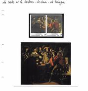 La Carte Et Le Tableau - Le Nain - La Tabagie - Art