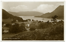 LAKE DISTRICT : GLENRIDDING AND ULLSWATER (ABRAHAM'S SERIES) - Cumberland/ Westmorland
