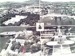 NORGE  OSLO  VUES VB1962 GC13593 - Norvegia