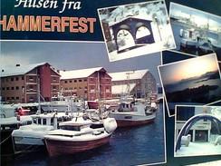 NORGE  HAMMERFEST VUES VB2001 GC13594 - Norvegia