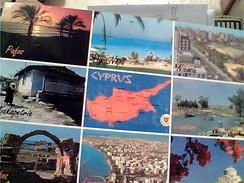 CIPRO  CYPRUS  VUES  STAMP 1 C 20 FOLK  VB1996 GC13599 - Cipro