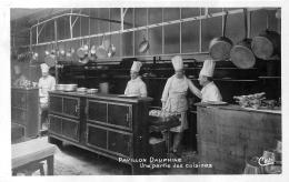 PARIS  PAVILLON DAUPHINE   UNE PARTIE DES CUISINES - Arrondissement: 16