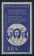 **Czechoslovakia 1965 Mi 1552 Woman Association MNH - Tschechoslowakei/CSSR