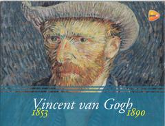 Nederland - Map Vincent Van Gogh - Internationaal 1 - Zonder Zegels/ohne Briefmarken/no Stamps - Postzegels