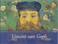 Nederland - Map Vincent Van Gogh - 1 - Zonder Zegels/ohne Briefmarken/no Stamps - Ander Materiaal