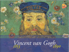Nederland - Map Vincent Van Gogh - 1 - Zonder Zegels/ohne Briefmarken/no Stamps - Postzegels