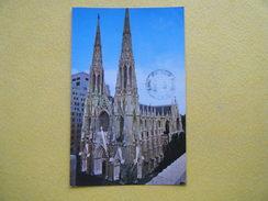 La Cathédrale Saint Patrick. - Églises