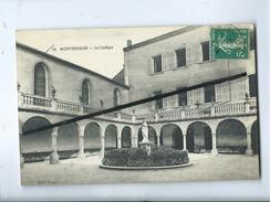 CPA -   Montbrison - Le Collège - Montbrison
