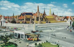 Wat Phra Keo  Bangkok Thailand. Most Beautiful Temple In Thailand. S-3235 - Buddhism