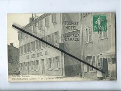 CPA -   Noirétable - Le Tourist'Hotel - Noiretable