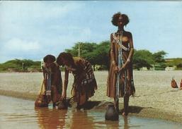 Galla Women At The Lake Sidamo. Ethiopia.  # 05755 - Ethiopia