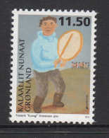 Greenland MNH 2014 11.50k Drum - National Musical Instruments - EUROPA - Groenland