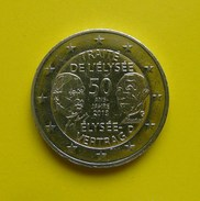 Münzen, EURO, BRD, 2 Euro, 2013 - G, - Deutschland