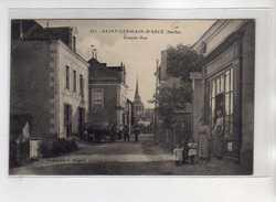 SAINT GERMAIN D'ARCE - Grande Rue - Très Bon état - France