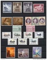 SAN MARINO - 1969 - Annata Completa - 21 Valori - Year Complete ** MNH/VF - Saint-Marin