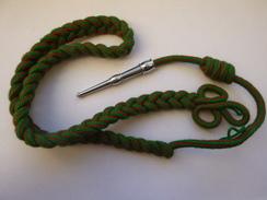 Fourragère Croix De Guerre - Militaria