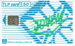PHONECARDS-- PORTUGAL-CHIP--50 JOVEM - Portugal