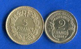 2  Pieces  1940 - France