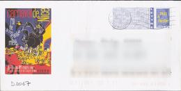 D1067 Entier / Stationery / PSE / PAP - Carnaval De Nice 2007 (06) - Agrément 809 - B2K/06U266 - Postal Stamped Stationery