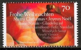 Bund MiNr. 3269 ** Weihnachtskugel - BRD