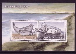 DÄNEMARK BLOCK 26 O ROBBEN IN DÄNEMARK 2005