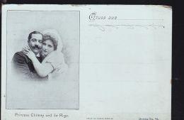 GRUSS PRINCESS 1900 - Allemagne