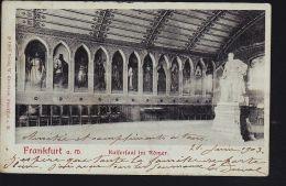 FRANKFURT 1900 - Allemagne
