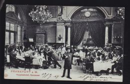 FRANKFURT 1900 HAUPTBAHNHHOF - Allemagne