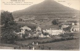 -88----  TAINTRUX Mauvais Champ Théatre Des Combats D'Aout Et Sep 1914 - Guerre 14 / 18 - Autres Communes