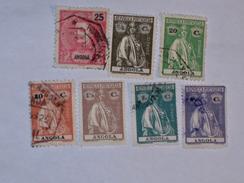 ANGOLA  1898-1926  LOT# 1 - Angola
