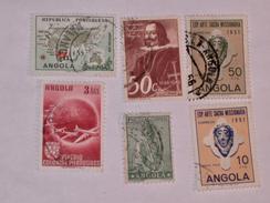 ANGOLA  1948-1954  LOT# 2 - Angola