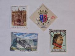 ANGOLA  1961-1969  LOT# 3 - Angola