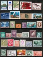 WORLDWIDE---Collection Of MINT NEVER HINGED DL-346