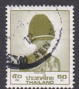Thailand SG 1336 1988 King Rama IX  50 Satangs Used - Thailand