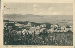 AK Homburg, Heil- U. Pflegeanstalt, O 1918 (23300) - Saarpfalz-Kreis