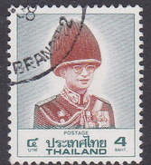 Thailand SG 1340 1988 King Rama IX  4 Baht Used - Thailand
