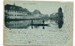 CPA   67  :   STRASBOURG Beim Raspelhus   1898    A  VOIR  !!!! - Strasbourg