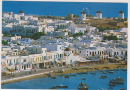 GRECE,GREECE,GRECIA,GRIECHENLAND,MYKONOS,MYCONOS,I LE DU NORD DES CYCLADES GRECQUES,mer égée - Grèce