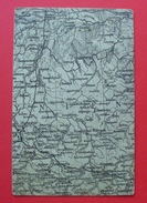 1914 - Rowno Ostrog Slawuta Saslawl Polonnoje Nowograd Wolynsk Labun Romanow Schepetowka Baranowka Pulin Etc Map --- 97 - Ukraine