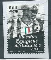 IU043 Juventus Campione 2014 - Italia 2014 - 6. 1946-.. Repubblica