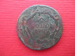 GORIZIA 2 Soldi 1799 S - Regional Coins