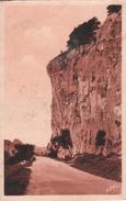 26A038 CPA 26 - DONZERE  FALAISES DU ROBINET    1941 - Donzere
