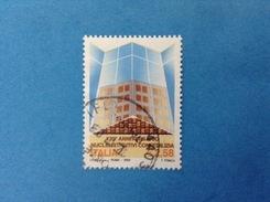 2003 ITALIA FRANCOBOLLO USATO STAMP USED - CONFEDILIZIA - - 6. 1946-.. Repubblica