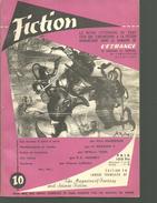 FICTION N° 10 Septembre 1954 Revue Littéraire De L'étrange Fantastique Et Science Fiction - P ANDERSON, H NEARING Jr Etc - Libri, Riviste, Fumetti