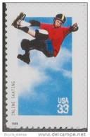 1999 États-Unis United States INLINE SKATING ** MNH Planche à Roulettes Skateboard   [AQ41] - Skateboard
