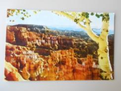 ETATS-UNIS UT UTAH BRYCE CANYON FROM SUNSET POINT - Bryce Canyon
