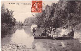 Priay Bords De L'Ain - France
