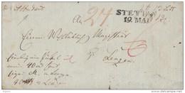 Brief Von Stettin Am 19.5.1822 Ansehen !!!!!!!!!!!!!! - Deutschland